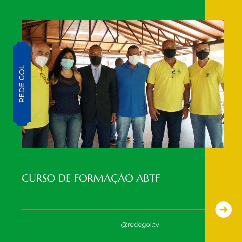 CURSO DE FORMAÇÃO DE TREINADORES DE FUTEBOL