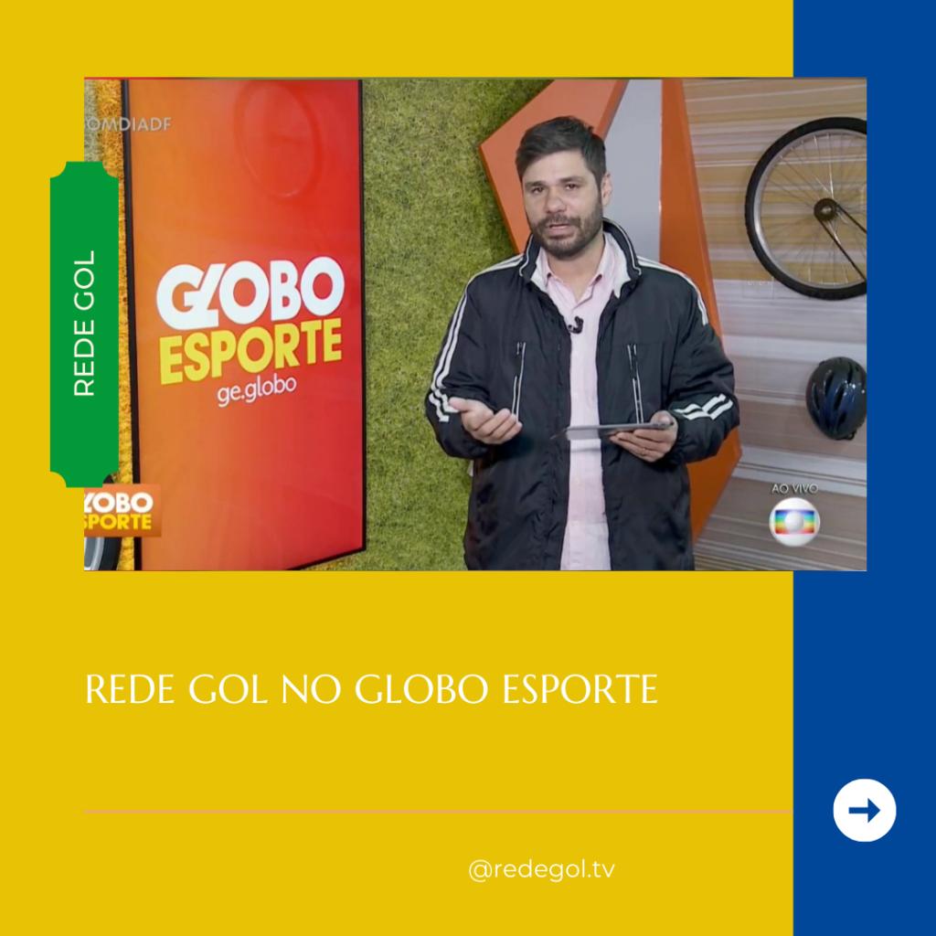 REDE GOL NO GLOBOESPORTE